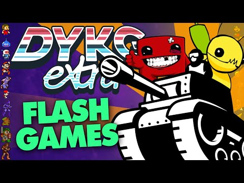 Flash Game Facts – Did You Know Gaming? Feat. Dazz