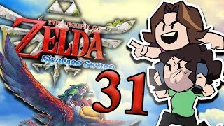Skyward Sword: To the Skies - PART 31 - Game Grumps