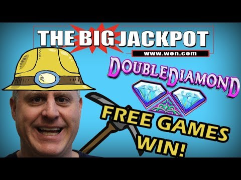 💥 BOOM! HANDPAY TIME on 💠💠 Double Diamond Free Games 💠💠