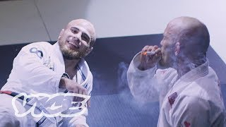 Stoned Fighting: Jiu-Jitsu Meets Cannabis