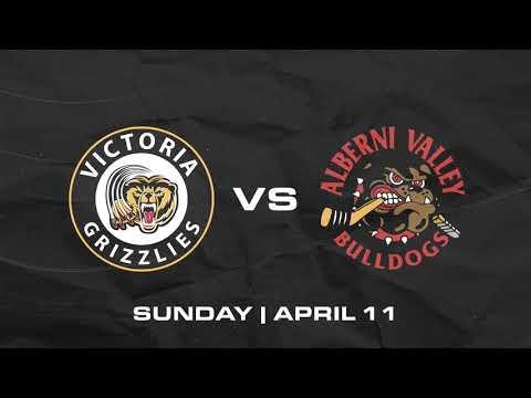 Grizzlies VS Bulldogs | April 11 | HIGHLIGHTS