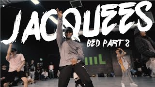 Jacquees BED Pt 2 | @AntoineTroupe Choreography