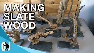 #566: HOW TO DIY DRIFTWOOD SLATE - Update Monday