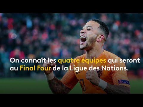 Ligue des nations, un Final Four surprise