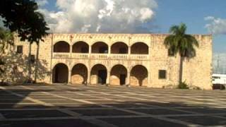 preview picture of video 'Alcazar de Colon, Santo Domingo.  República Dominicana FELINO BUENO'
