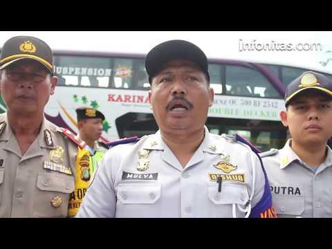 Situasi Puncak Arus Balik di Terminal Tanjung Priok