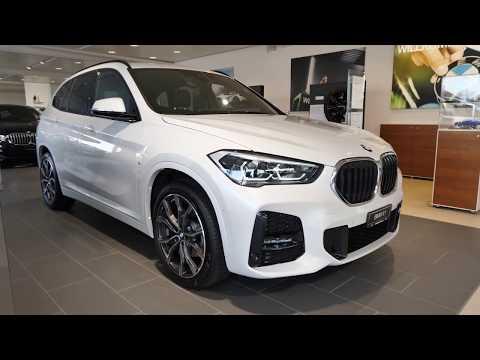 New BMW X1 xDrive 18d 2020 Review Interior Exterior
