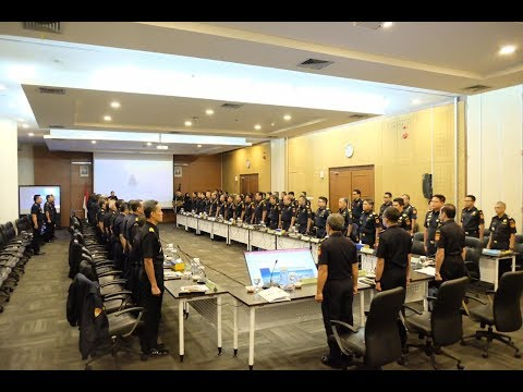 Rapat Koordinasi Nasional DJBC 2019