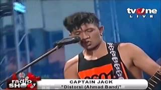 Captain Jack - Distorsi (Ahmad Band Cover Song)