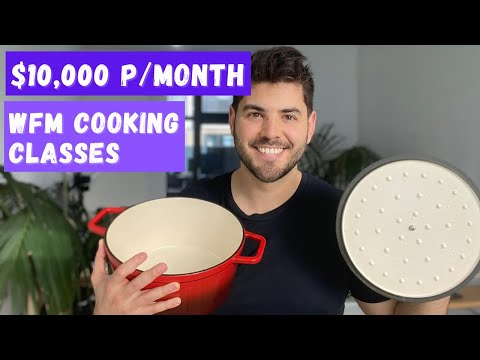 Starting A Cooking Class Company From Home 🍴