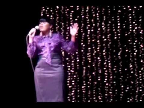 Rhonda Roscoe I'll Run Live at the Gallery