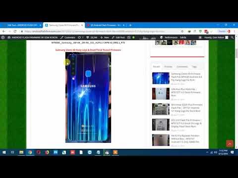 MT6580 Samsung SM A10 clone flashtool rom - смотреть онлайн на Hah Life