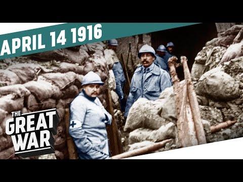 Pat u Verdunu a ruské plány - Velká válka