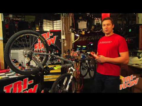 Tri-Flow Superior Lube How To Video with Jeff Lenosky