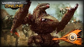 MechWarrior Online - Annihilator C Gameplay