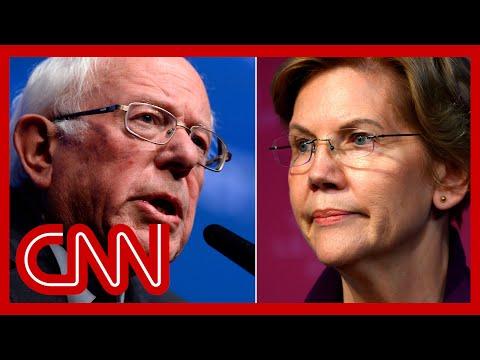 Bernie Sanders' campaign pushes back on Elizabeth Warren's claims