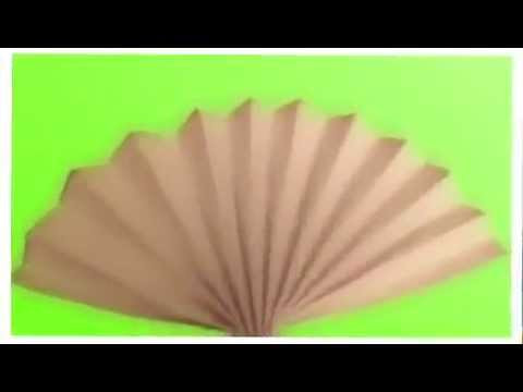 Video of Origami Craft Paper Art