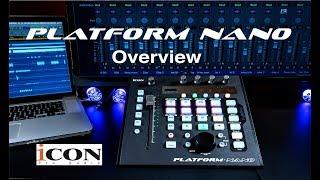 Icon Pro Audio: Platform Nano Introduction