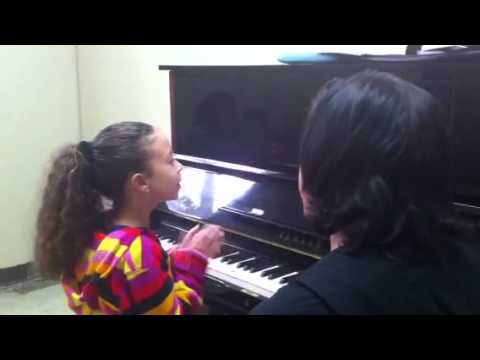Screenshot of video: Williams Syndrome and music
