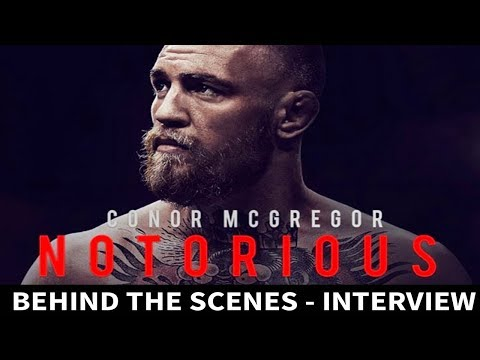 Conor McGregor - Notorious Interview From Irish Premiere with Director and Producer