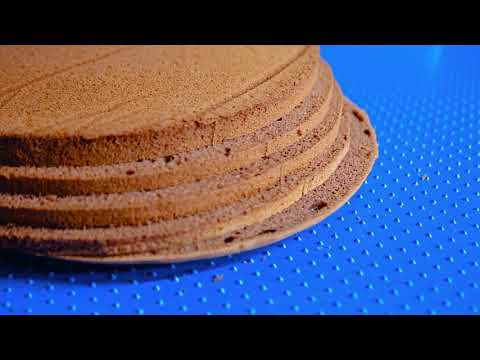 Horizontal Slice Machine for Sponge Cake