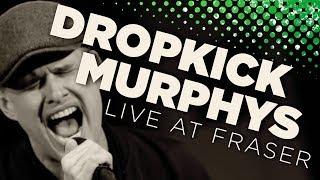 Front Row Boston | Dropkick Murphys – Live In Studio (Full Set)
