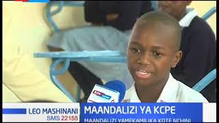Wanafunzi wa darasa la 8 wamaliza maandalizi ya KCPE kote nchini