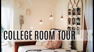 COLLEGE DORM ROOM TOUR! UNIVERSITY OF OREGON!
