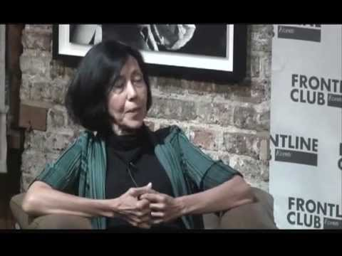 Wendy Law-Yone at the Frontline Club