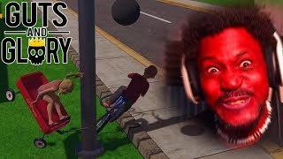 SO MUCH RAGE.. JACK AND JILL CHILLLL | Guts and Glory #4