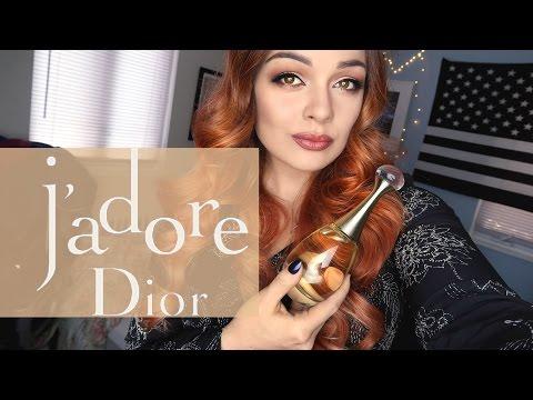 Dior J'Adore Perfume Review!