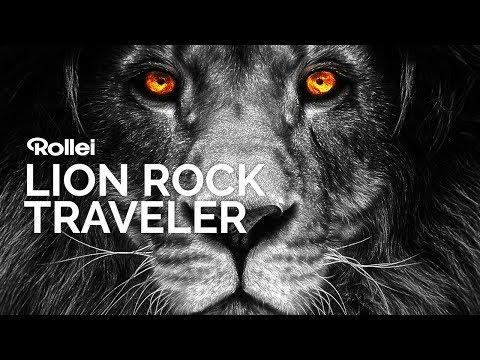 Das neue Lion Rock Traveler Stativ