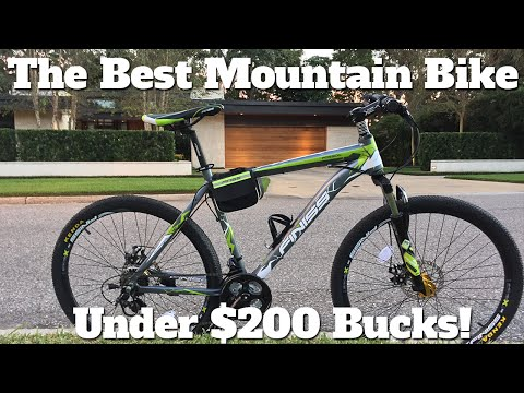 Best Mountain Bike Under $200 – Merax Finiss Review