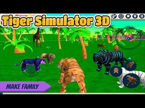 Tiger Simulator 3D Video 2