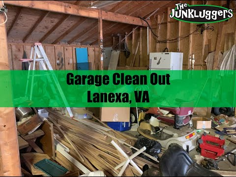 Garage Clean-out in Lanexa, VA