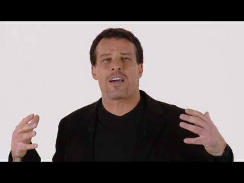 How to follow through / persist with your Goals? - Tony Robbins [part 1]