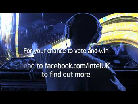 Win tickets to Intel PowerUP parties!