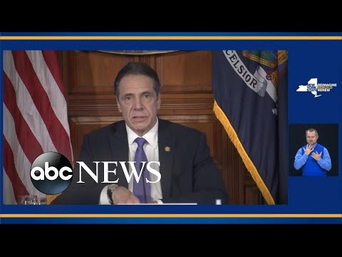 Gov. Andrew Cuomo: 'I'm not going to resign'