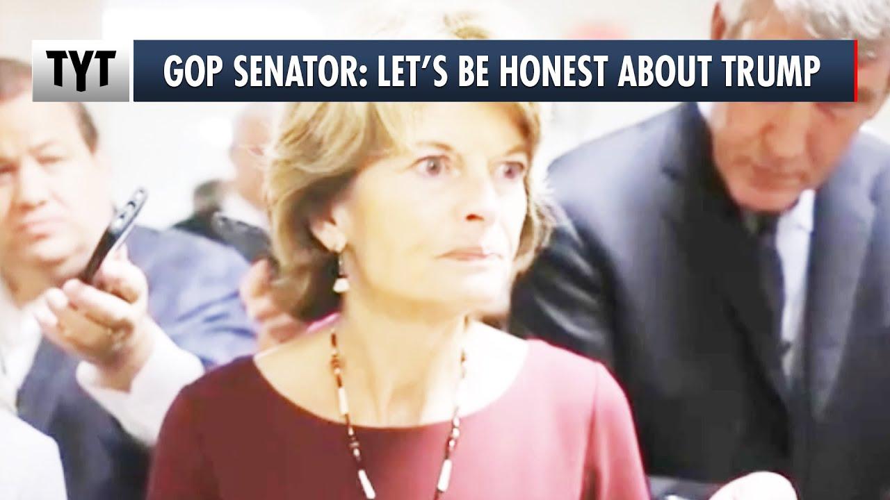 Republican Senator: Let's Be Honest About Trump thumbnail