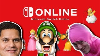 Nintendo Switch Online - HONEST Overview Trailer - Nintendo Switch