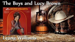 Leona Williams - The Boys And Lucy Brown