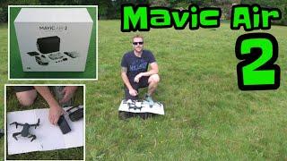 WARNUNG vor der X-Drone-Mülldrohne | Die neue DJI MavicAir2
