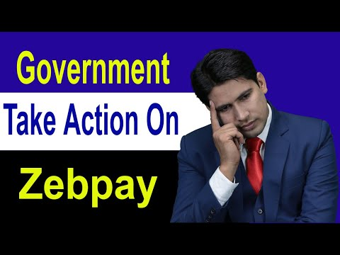 Government Take Action On Zebpay Over Bitcoin in Hindi/Urdu