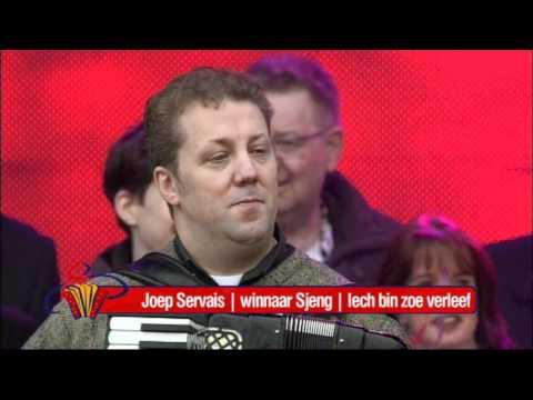 Joep Servais - Ich bin zo verleef (Winnaar Sjeng 2010)