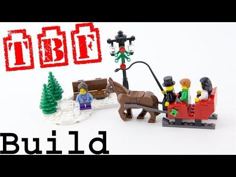 Vidéo LEGO Saisonnier 3300014 : Ensemble de Noël