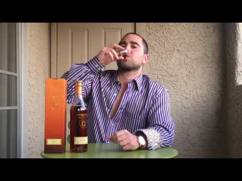 Courvoisier Connoisseur Collection: AGED 12 years Cognac Review no. 4
