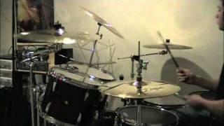 Disciple - Dive Drum cover