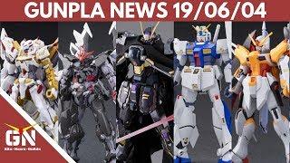 Gunpla News: MetalBuild Crossbone, MG Alex, HiRes Astray Noir, Destiny, Hyaku Shiki