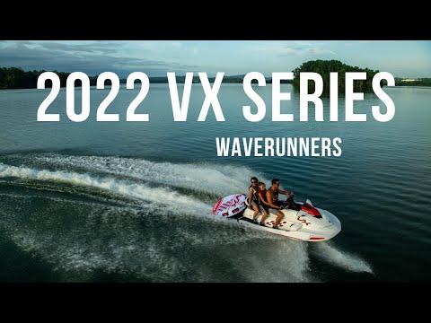 2022 Yamaha VX Cruiser HO with Audio in Orlando, Florida - Video 1