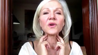 Sexy Over 50 - Daily Lymphatic Drainage Massage How To Get Rid Of Baggy Eyes